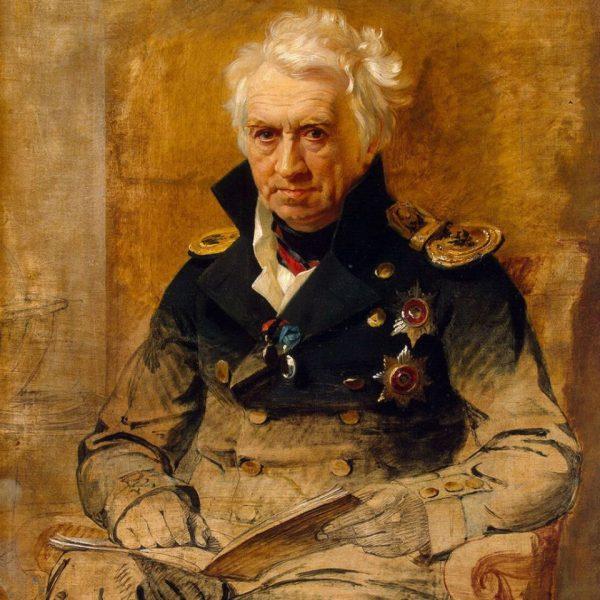 Александр Семенович Шишков (старший) - генерал, герой, цензор и патриот