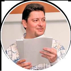 Писатель Андрей Коровин
