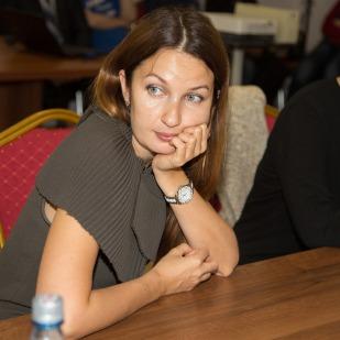 """Автор проекта """"Живая классика"""" Марина Смирнова"""