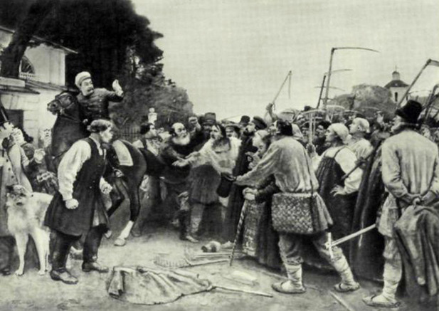Крестьянский бунт