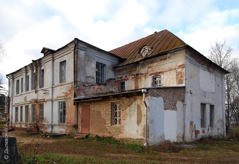 Посёлок бурашёво сегодня. Фото А.Дылевского