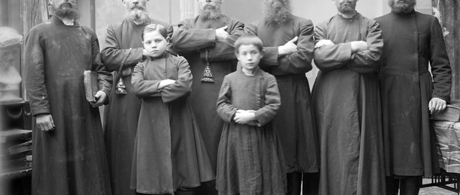 Староверы-федосеевцы