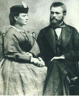 Родители братьев Дзержинских