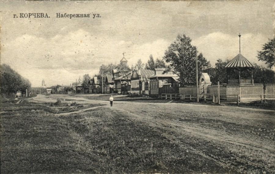 Корчева в XIX веке