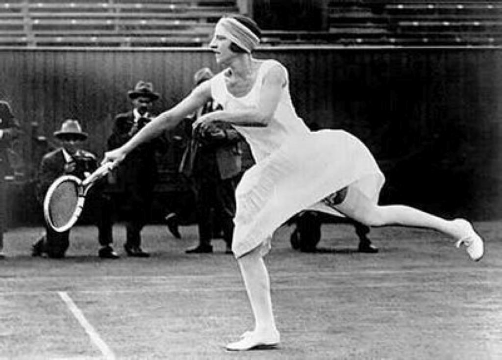 Женский теннис. Париж 1900