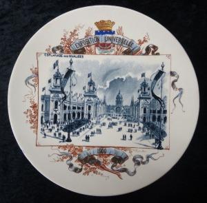 Souvenir de Paris 1900