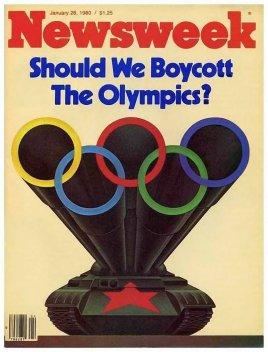бойкот олимпиады 2