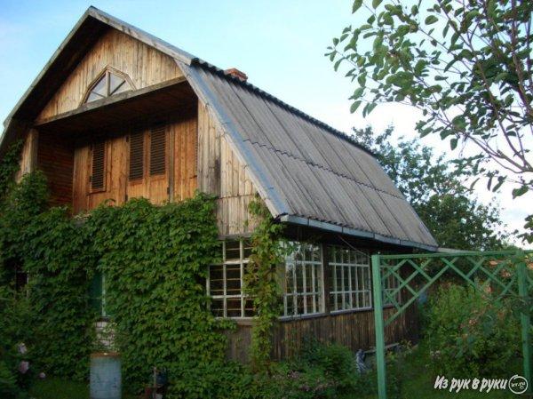 Старые дачи в Радченко