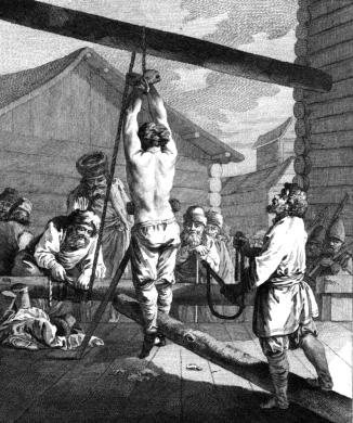 Пытки в России