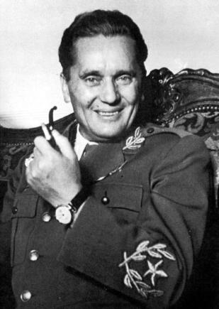 Иосип Роз Тито