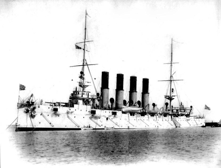 крейсер варяг 2