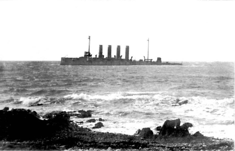 крейсер варяг 1