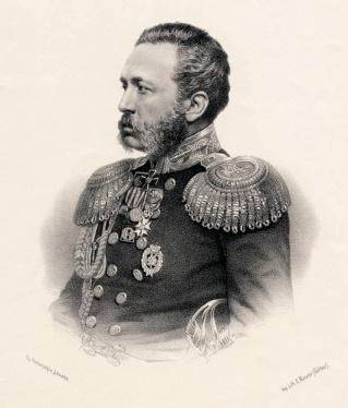 Григорий Григорьевич Гагарин
