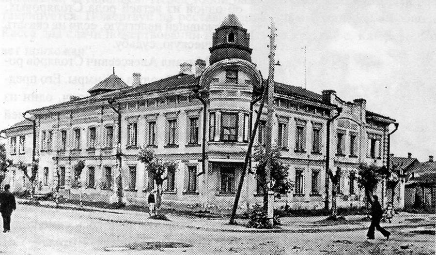 Фабрика М.А. Столярова